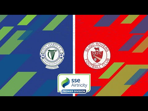 Premier Division GW14: Finn Harps 1-2 Sligo Rovers