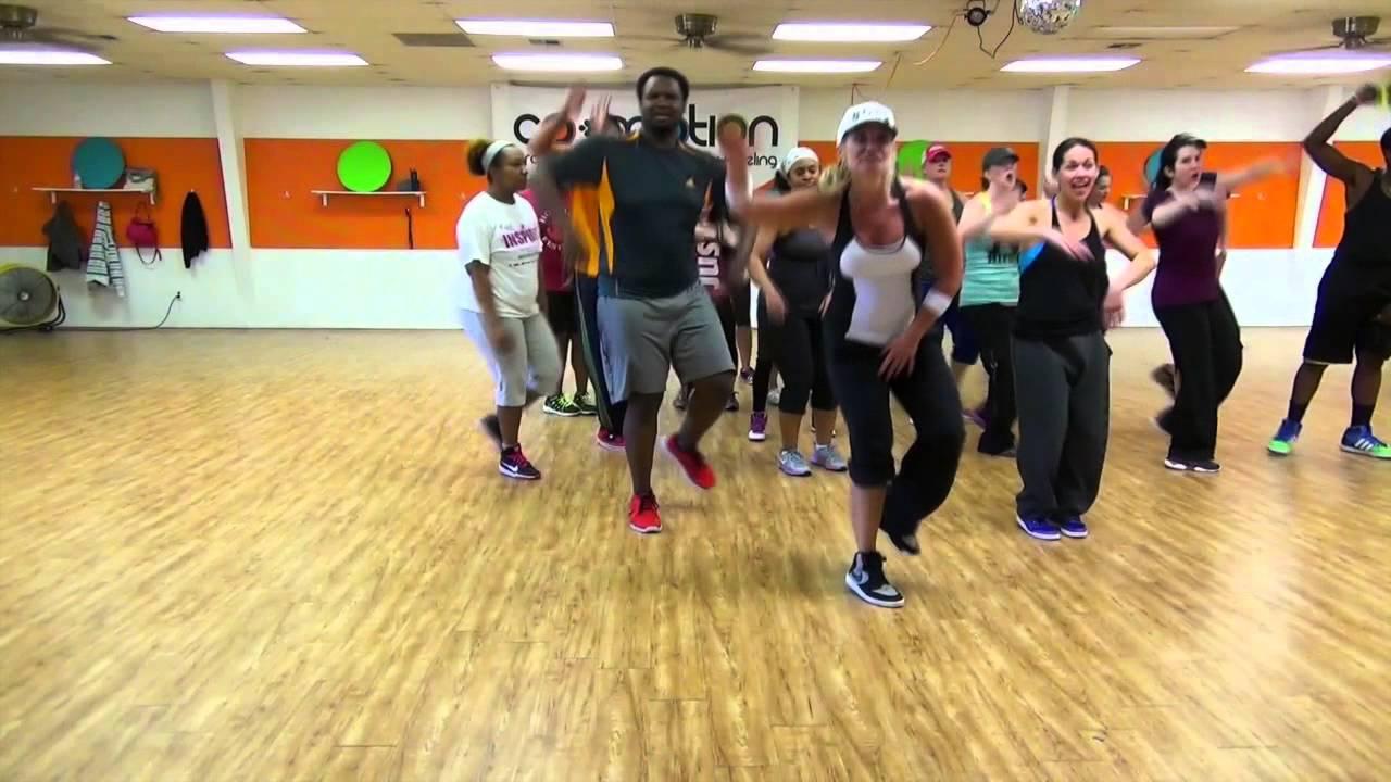 Recess By Skrillex Warmup Choreo For Dance Fitness By Lauren Fitz Zumba Videos Zumba Workout Dance Workout Videos
