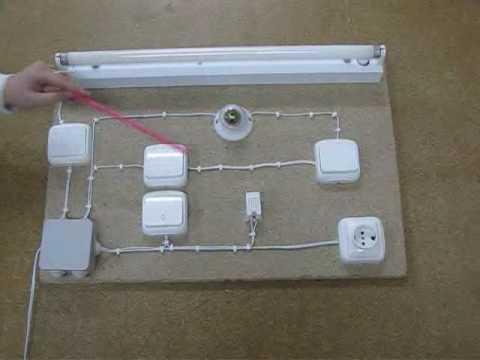 Instalacion electrica de una vivienda youtube for Como instalar una terma electrica