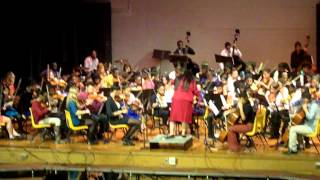 Video Winter Concert 2013 Spring Valley HS Orchestra  F. Wiener conductor Drake cover download MP3, 3GP, MP4, WEBM, AVI, FLV April 2018