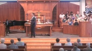 20180617 - West Vancouver United Church Worship Service - The Greatest of All