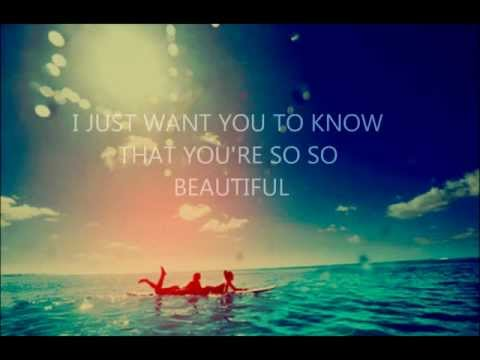 Cody Simpson- Be the one lyrics