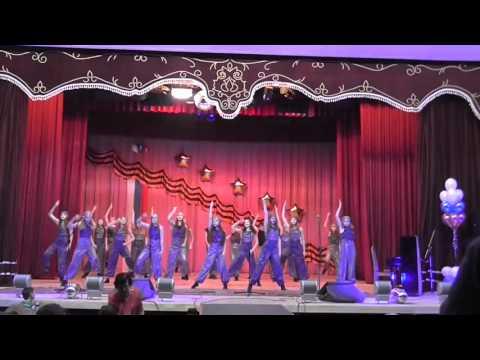 """Эдельвейс в ДК """"Юбилейный"""" 19.02.2016"""