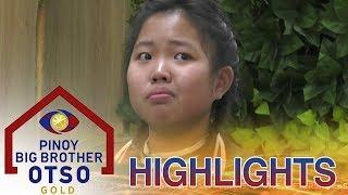 Narcy, naluha nang magkwento sa kanyang nararamdaman | PBB OTSO Gold