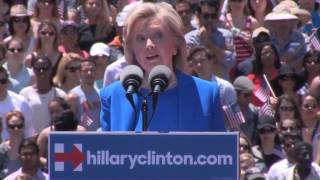 Hillary Clinton - My Fight Song