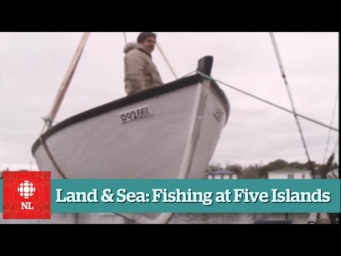 Land & Sea: Fishing at Five Islands on the Labrador