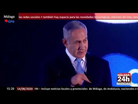 🔴Noticia - Israel Y Emiratos Árabes Sellan Un Acuerdo De Paz Histórico