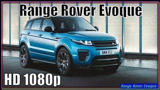 New Rangerover Evoque 2019 Review And Specs