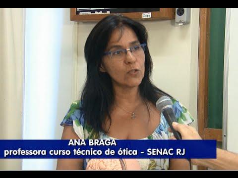 Técnico em Óptica - Senac Rio - YouTube c1fe7e2e2c