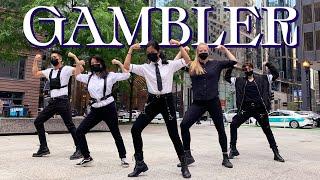 [KPOP IN PUBLIC CHICAGO] MONSTA X (몬스타엑스) 'GAMBLER' Dance Co…