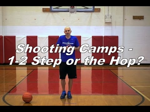1-2 Step or Hop - Breakthrough Shooting Camps - with Jim Huber