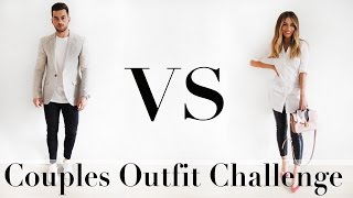 COUPLES OUTFIT CHALLENGE | SPRING EDITION