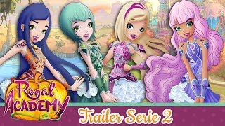 Regal Academy | Serie 2 – Trailer