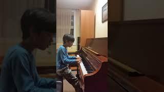 Ryan Chen (9 years old ) S. Prokofiev, Op. 65, No. 10, March
