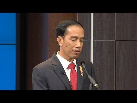 Pres. Joko Widodo, Indonesia: Focus on the environment