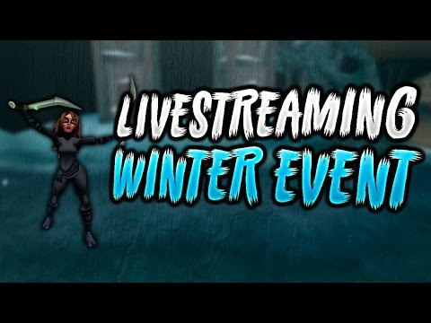 Arcane Legends - Livestreaming The Winter Event 2016! - 4X Krampus Drop!