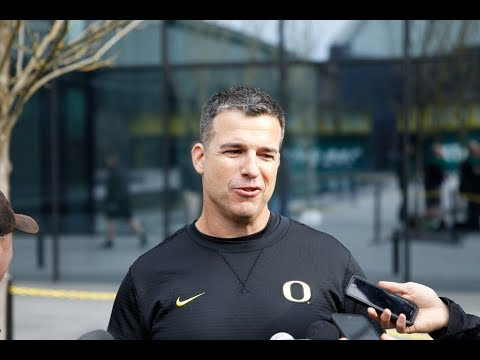 Get to know Mario Cristobal, Oregon Ducks head football coach