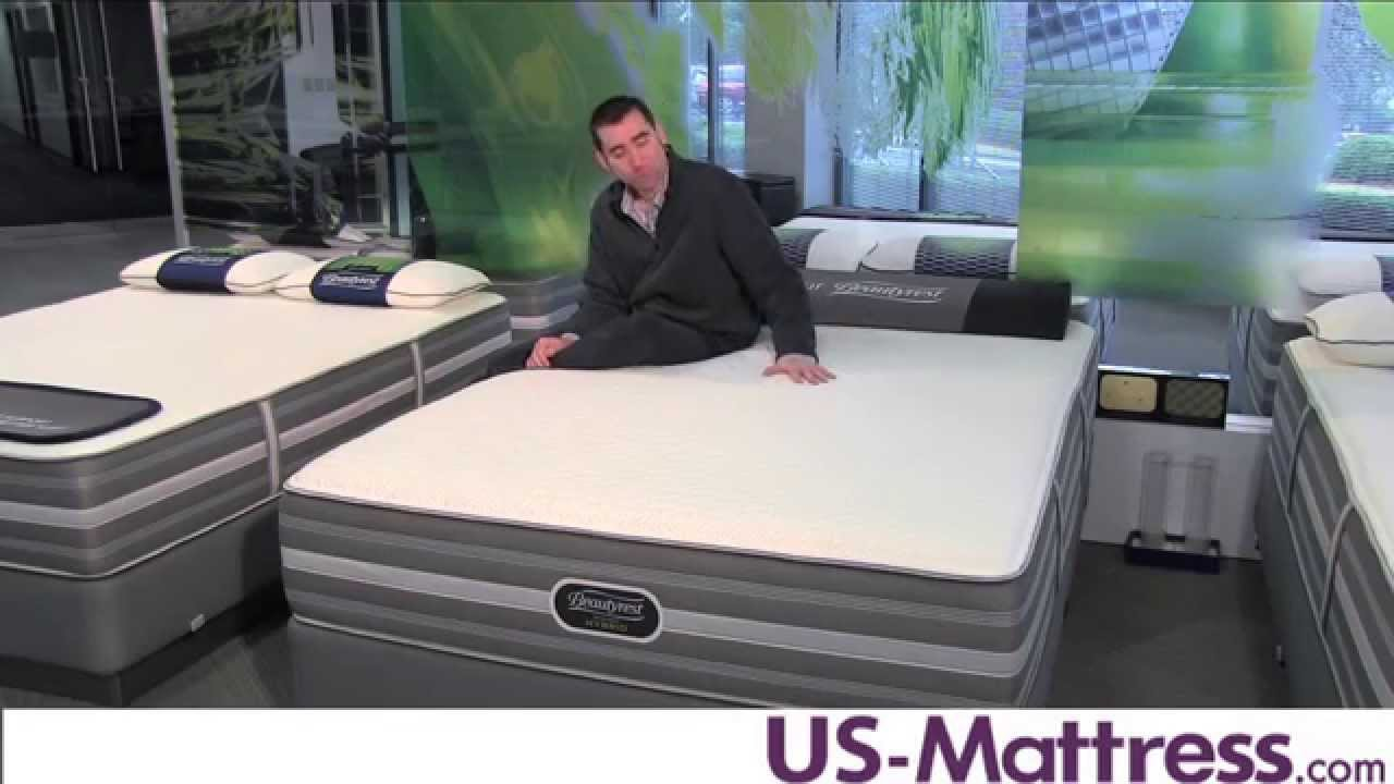 Beautyrest recharge hybrid Clematis Luxury Simmons Beautyrest Recharge Hybrid Sybel Plush Mattress Christ Furniture Simmons Beautyrest Recharge Hybrid Sybel Plush Mattress Youtube