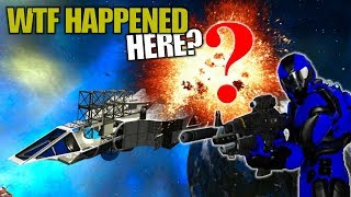 WTF HAPPENED HERE? | Empyrion: Galactic Survival | Let's Play Gameplay | S14E08