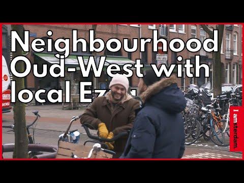 Amsterdam Neighbourhoods Oud-West: Ezra Xenos
