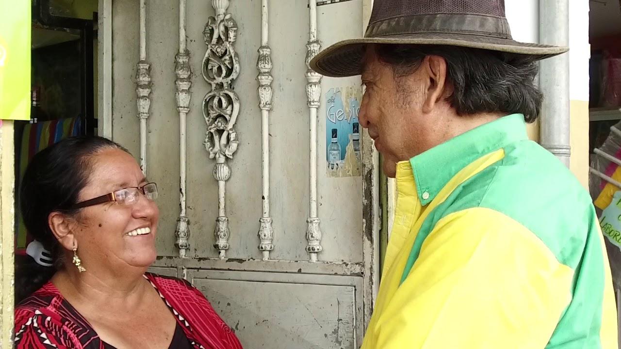Conectando Vidas Para Impulsar Desarrollo - #MontgomeryPrefecto