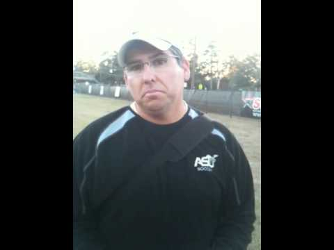 Alabama State soccer coach interview