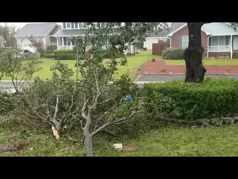 Wilmington NC Hurricane Florence ENDED