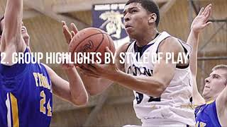 How to create a Basketball highlight video