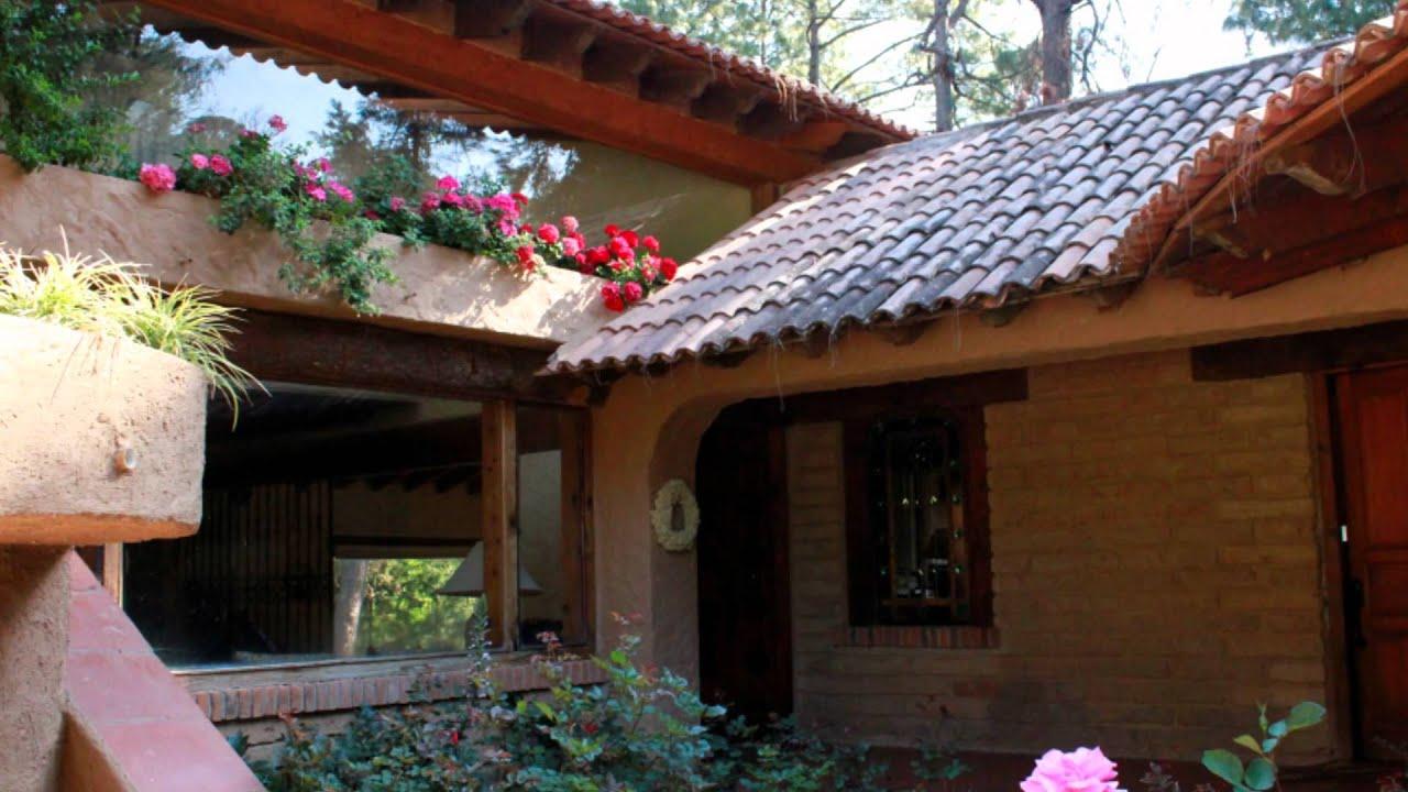Casa en renta en valle de bravo youtube - Casas en llica de vall ...
