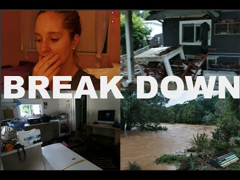 MY FLOOD EXPERIENCE// CYCLONE DEBBIE