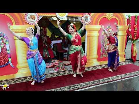 Индийская свадьба в Муроме...