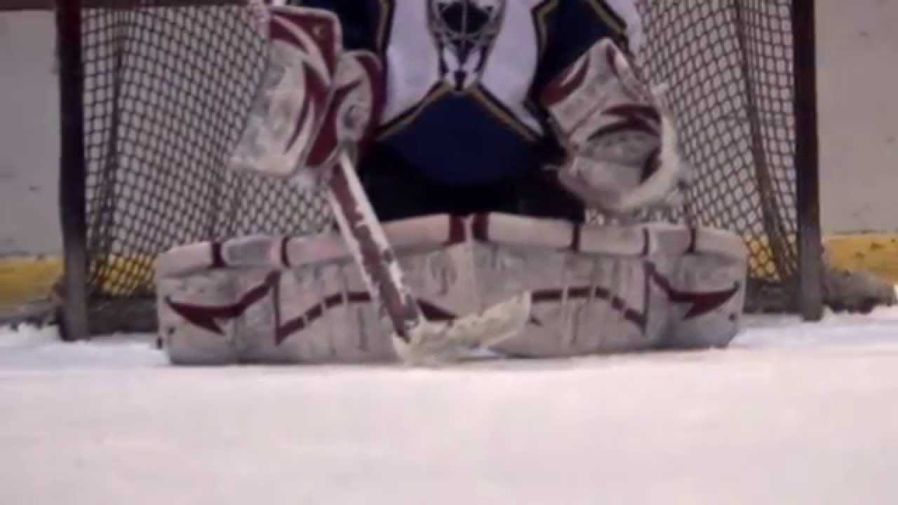 Overview Of Angles Positioning Ice Hockey Goalie Training Youtube
