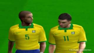 Bomba Patch Golden Copa do Mundo Brasil 2014 no Playstation 2