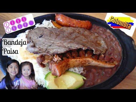 Food Trip: 🇨🇴Colombia | Bandeja Paisa (Paisa Platter)