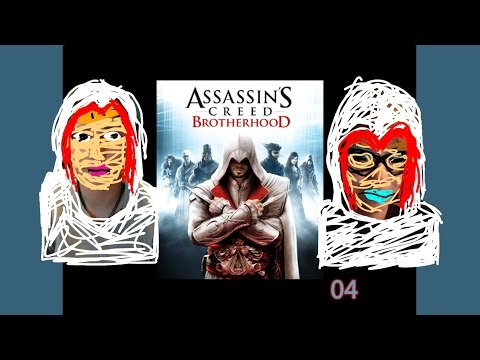 Assassin's Creed: Brotherhood: Use Your Dental Vibrator — Pt. 04 — DPAG