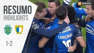 Highlights   Resumo: Sporting 1-2 Famalicão (Liga 19/20 #6)