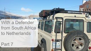 Iran to Turkey | Overland South Africa - Netherlands
