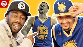 Every Fan In 90 Seconds | Golden State Warriors