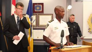 Province Announces New Resources To Support Officer, Community Safety