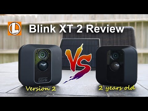 blink-xt-2-camera-review---unboxing,-setup,-features,-comparison,-footage