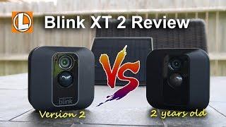 Blink XT 2 Camera Review - Unboxing, Setup, Features, Comparison, Footage