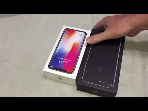 Unboxing the iPhone X: First impressions