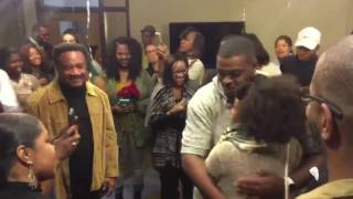 Emerald And Rob Surprise Proposal