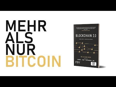 Blockchain 2.0 - einfach erklärt - mehr als nur Bitcoin YouTube Hörbuch Trailer auf Deutsch