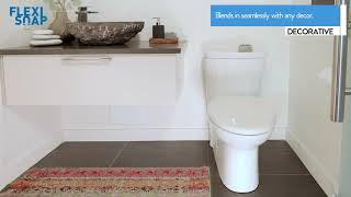 Flexisnap | Easily acceṡsing the plumbing fixtures