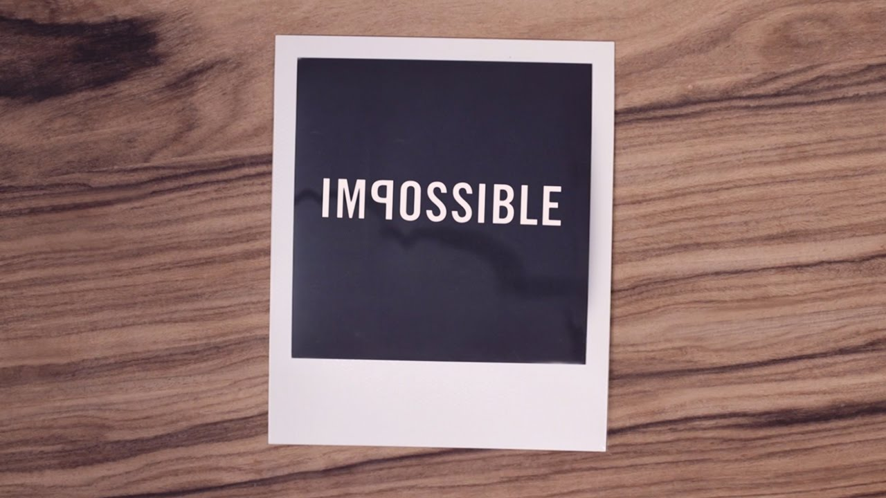 A Brief History of The Impossible Project [Trailer]