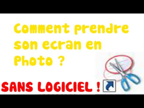 Tuto comment prendre son cran en photo sans logiciel for Prendre photo ecran