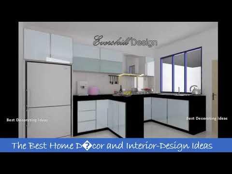 Everskill design kitchen cabinet | Modern Style Kitchen decor Design Ideas & Picture