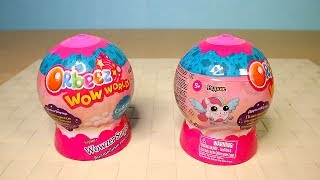 СЮРПРИЗ В ОРБИЗАХ Orbeez Wow World