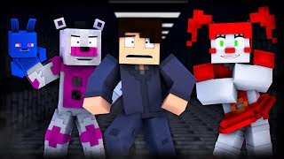 - They ll Keep You Running FNAF Minecraft Music Video CK9C